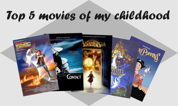 top 5 movies childhood