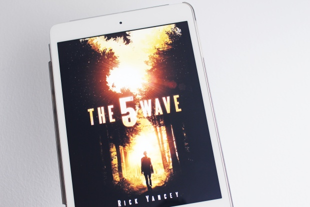 the 5th wave by rick yancey review